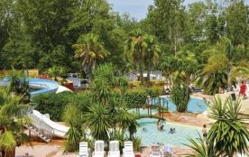 Camping Sandaya Les Vagues, 144 emplacements, 248 locatifs