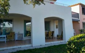 PROMO en septembre: Golfe de St Tropez, appartement T4 renove dans residence 4*
