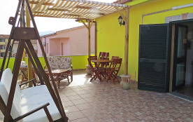 Appartement pour 3 personnes à Valledoria