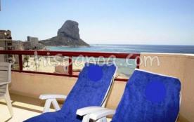 Location en bord de plage avec vue superbe sur l