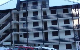 Appartement pour 4 à 5 personnes avec gd balcon et belle vue s/ montagnes - Ax Les Thermes