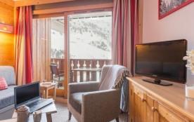 Résidence premium Les Crêts - Appartement 2/3 pièces 6 personnes Standard