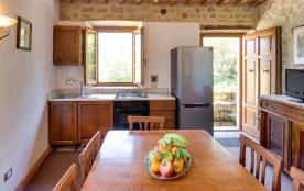 Appartement pour 5 personnes à Monte San Savino