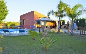 Maison pour 5 personnes à Menfi
