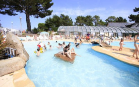 Camping Moteno - MH (de -7ans) Jacinthe 3Ch 6pers  + Terrasse