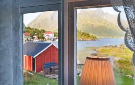 Maison pour 5 personnes à Laupstad