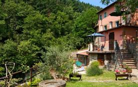 Appartement pour 5 personnes à Loro Ciuffenna