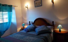 Chambre 2 bleue