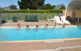 Camping Le Grearn  3* - Mobil-home 4 personnes - 2 Chambres (entre 0 et 5 ans)