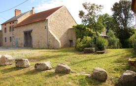 Gîtes de France - Maison indépendante avec terrain attenant clos (742 m²), implanté dans un trian...