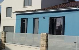 Maison individuelle de 150m² avec terrasse en bois – Proche de la Plage
