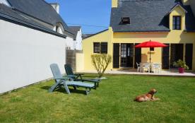 charmante maison à deux pas de la mer promotion 1er au  8 Juillet 390 euros