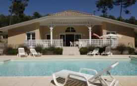 ESTIVEL - Villas ATLANTIC GREEN - T5 8 Personnes
