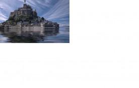 Le Mont Saint Michel à 1H30
