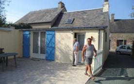 maison de vacance a créances à 3 km de la plage