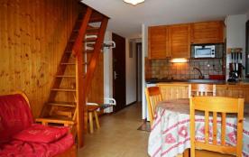 Appartement 2 pièces de 30 m² environ pour 6 personnes, la résidence Venay 3 est située dans le h...