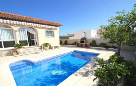 B54 CASETA villa, piscina privada jardín barbacoa