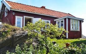 Maison pour 2 personnes à Klövedal