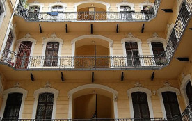 Appartement pour 3 personnes à Budapest