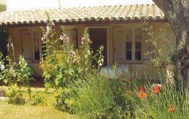 Gîtes de France Leï Bugadiero - A l'entrée du village, dans un cadre agréable, maison contemporai...
