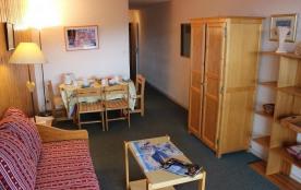 Studio cabine 4 personnes (405)