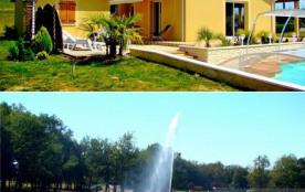 Villa à CARSAC DE GURSON