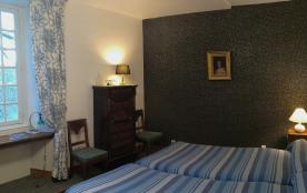 chambre 3 lits jumeaux SdeB