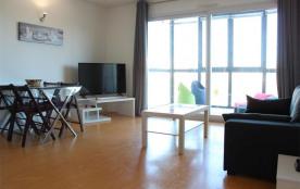 Appartement 3 pièces - 53 m² environ - jusqu'à 6 personnes.