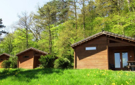 Camping Le Roptai, 110 emplacements, 24 locatifs