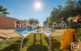 Belle villa en location à Calpe avec pisc
