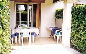 Terrasse - jardin T3