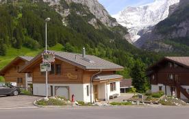 Appartement pour 5 personnes à Grindelwald