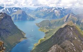 Maison pour 3 personnes à Tresfjord