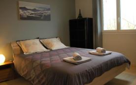Chambre 3 - lit en 160cm