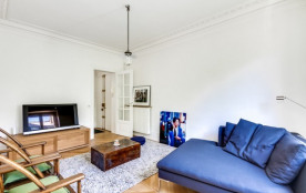 Comfortable pied-a-terre in Nation