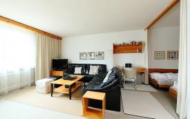 Appartement pour 1 personnes à Davos