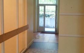 couloir dans la résidence Hélios