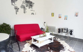 DISPO 26/8, Le Galopin, T2, 50 m² près Saint gilles croix de vie à Saint révérend - Saint Gilles Croix de Vie
