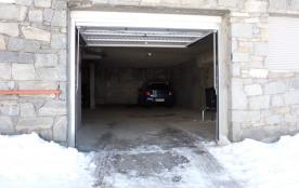Entrée de garage