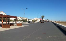 Narbonne Plage. T3 de standing A 10 mn de la plage pour 5 personnes