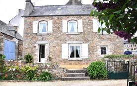 Maison de charme en granit à 800m de la plage de Pen An Hent Nevez à Louannec.