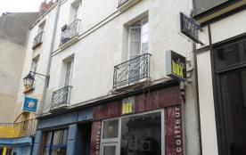 Appartement pour 2 personnes à Nantes