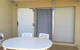 2 pièces cabine 6 couchages situé au rez de chau