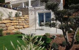 studio et son jardin privé