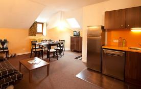 Appartement pour 3 personnes à Jausiers