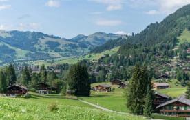 Appartement pour 4 personnes à Gstaad