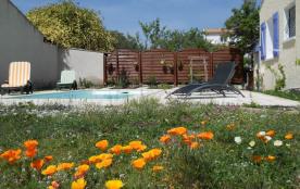 Caux maison 5p+piscine