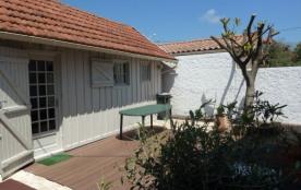 Villa familiale avec chalet proche centre et plage (044)
