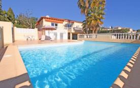 Gran Sol, Piedad. Villa à Calpe / Calp qui possède 4 chambres et capacité pour 9 personnes.