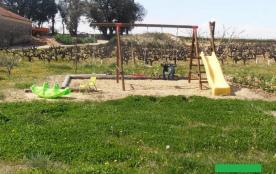 Terrain de jeu pour enfants